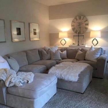 Incredible european farmhouse living room design ideas 92