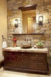 Incredible half bathroom decor ideas 04