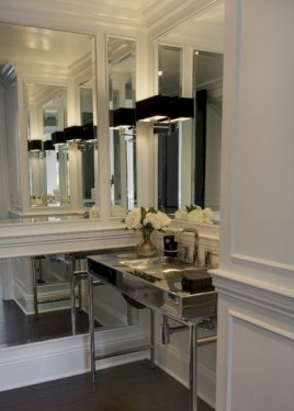 Incredible half bathroom decor ideas 06
