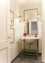 Incredible half bathroom decor ideas 108