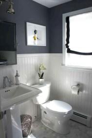 Incredible half bathroom decor ideas 118