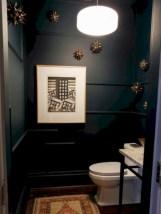 Incredible half bathroom decor ideas 16