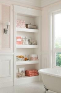 Incredible half bathroom decor ideas 18