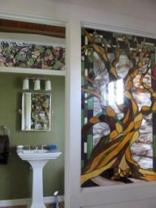 Incredible half bathroom decor ideas 19