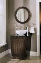 Incredible half bathroom decor ideas 31