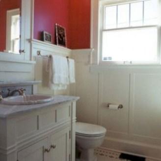 Incredible half bathroom decor ideas 58