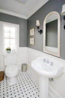 Incredible half bathroom decor ideas 61