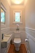 Incredible half bathroom decor ideas 66