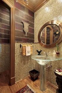 Incredible half bathroom decor ideas 72