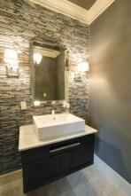 Incredible half bathroom decor ideas 91