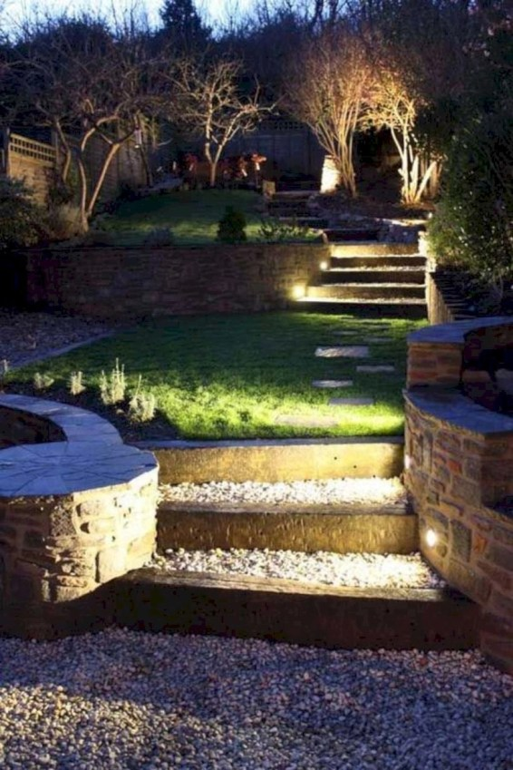 Inspiring backyard lighting ideas for summer 13