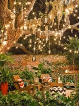 Inspiring backyard lighting ideas for summer 30