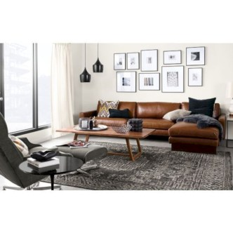 Inspiring living room layouts ideas with sectional 05