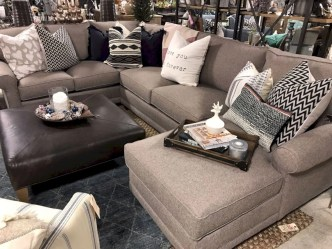 Inspiring living room layouts ideas with sectional 107