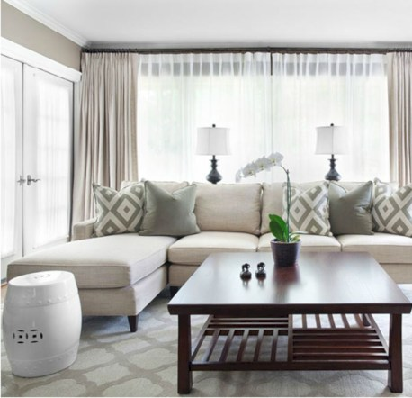Inspiring living room layouts ideas with sectional 124