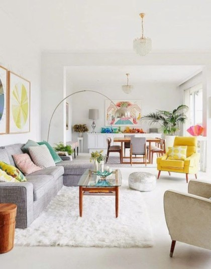 Inspiring living room layouts ideas with sectional 14