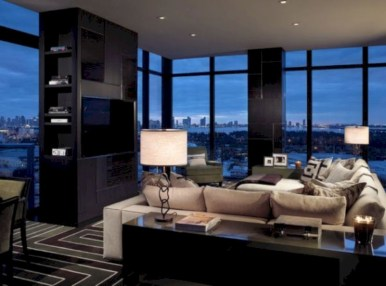 Inspiring living room layouts ideas with sectional 16