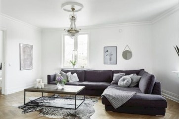 Inspiring living room layouts ideas with sectional 20