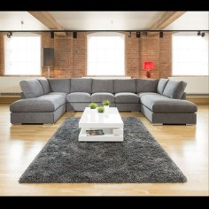 Inspiring living room layouts ideas with sectional 44