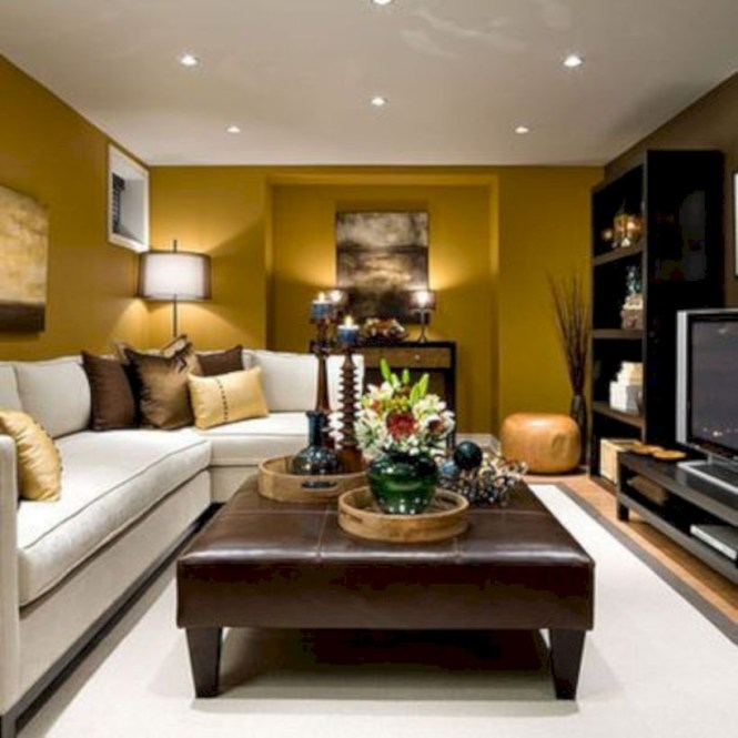 Inspiring living room layouts ideas with sectional 51