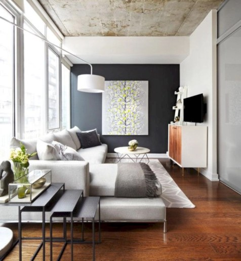 Inspiring living room layouts ideas with sectional 62