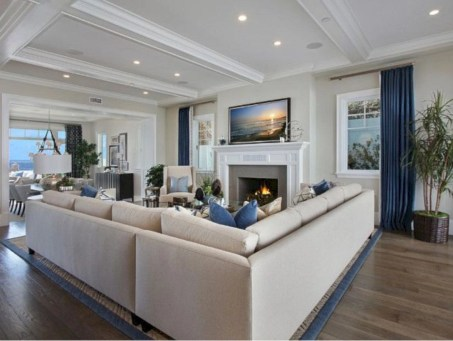 Inspiring living room layouts ideas with sectional 80