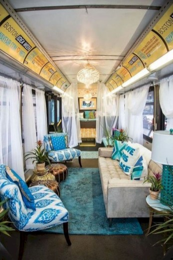 Rv living decor to make road trip so awesome 04
