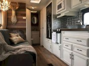 Rv living decor to make road trip so awesome 12