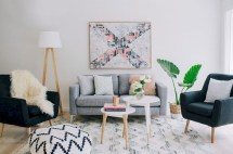 Rustic farmhouse living room decor ideas 02