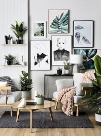 Rustic farmhouse living room decor ideas 38