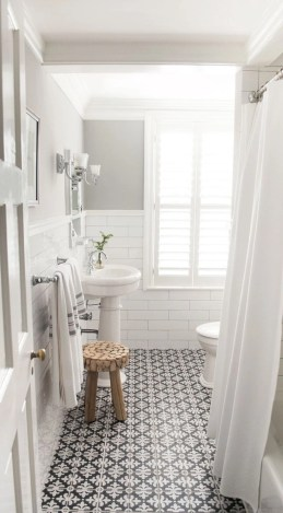 Small bathroom ideas you need to try 25