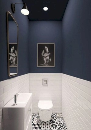 Small bathroom ideas you need to try 33