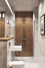 Small bathroom ideas you need to try 36