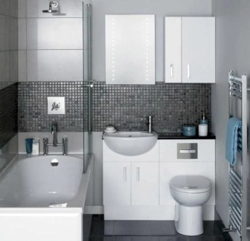 Small bathroom ideas you need to try 44