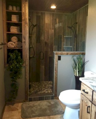 Small bathroom ideas you need to try 53