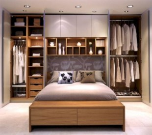 Small master bedroom decor ideas 27