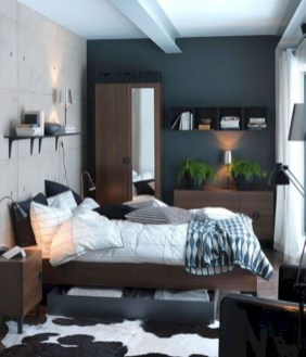 Small master bedroom decor ideas 30