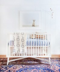 Unique baby boy nursery room with animal design 02