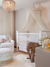 Unique baby boy nursery room with animal design 11