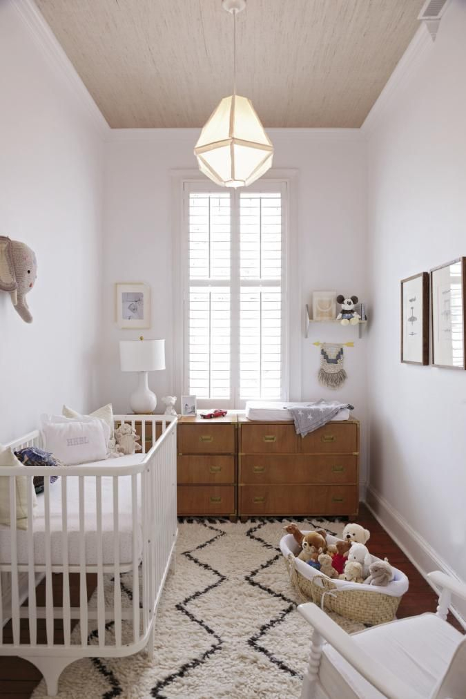 Unique baby boy nursery room with animal design 47