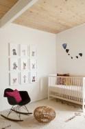 Unique baby boy nursery room with animal design 48
