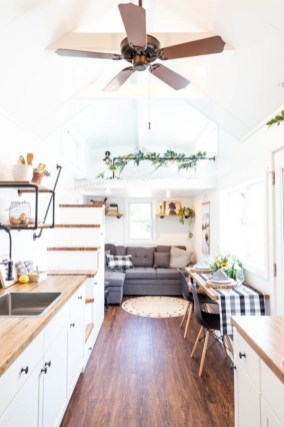 Cool tiny house design ideas to inspire you 24