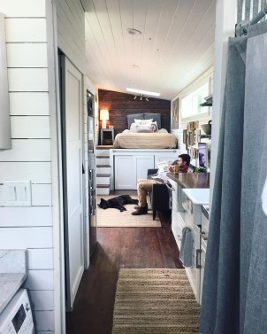 Cool tiny house design ideas to inspire you 34