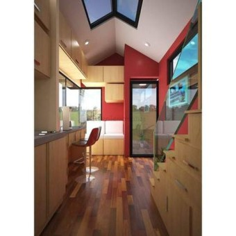 Cool tiny house design ideas to inspire you 43