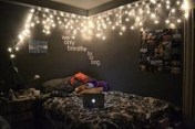 Easy and awesome wall light ideas for teens 08