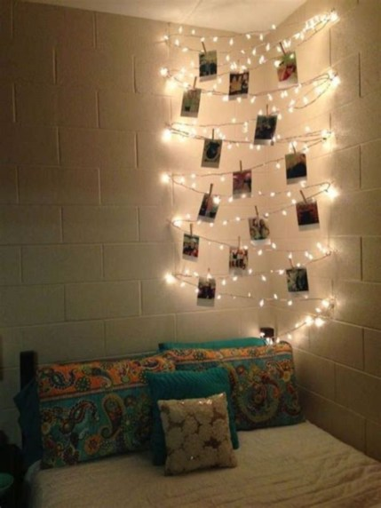 Easy and awesome wall light ideas for teens 11