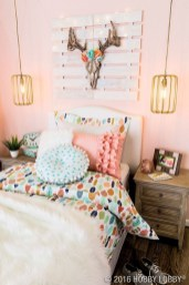 Easy and awesome wall light ideas for teens 47