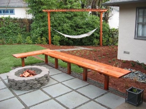 Easy and cheap backyard ideas you can make them for summer 15
