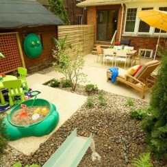 Easy and cheap backyard ideas you can make them for summer 36