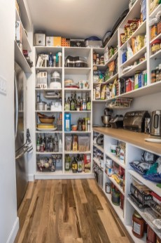 Kitchen pantry ideas with form and function 01